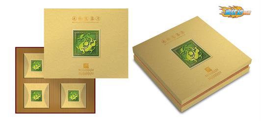 [龍泉酒店]月餅盒包裝