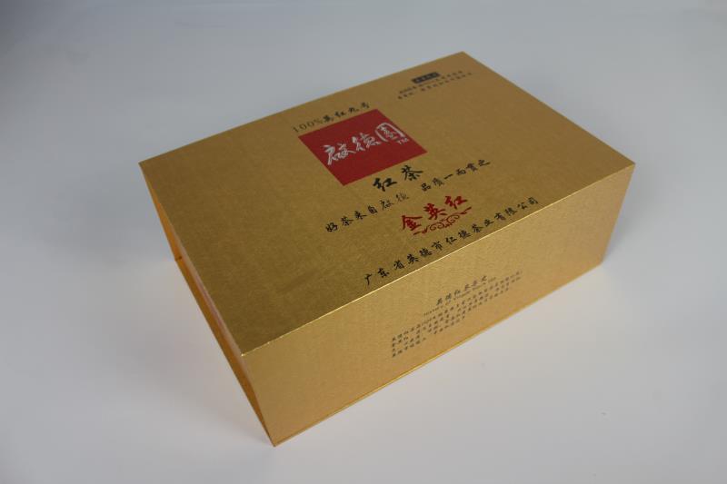 宏仕达茶叶包装盒 广东英德红茶包装的首选