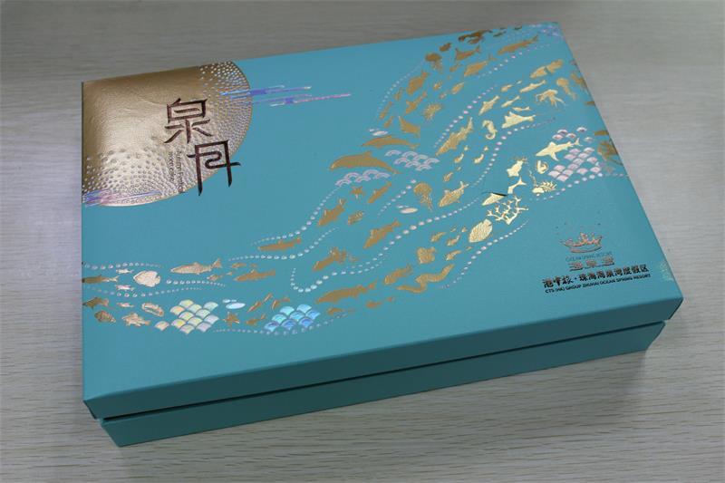 珠海海泉湾度假区月饼盒包装