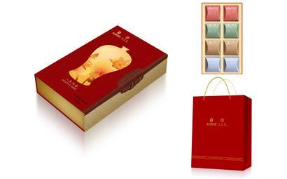 长方形,圆柱形不规则的形状纸盒,一个新颖的包装盒制作造型在商品竞争