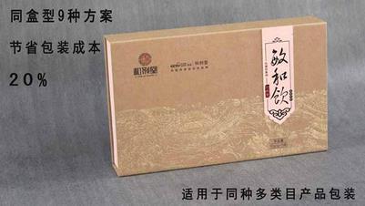 礼品盒包装设计常见包装结构有哪几种