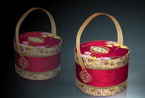 月饼盒生产厂家制作包装的设计风格讲究革新
