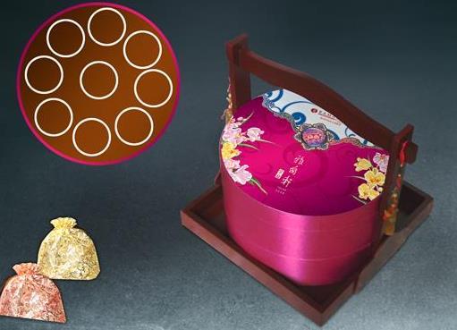 月饼包装盒定制中国风格都有那些呢?