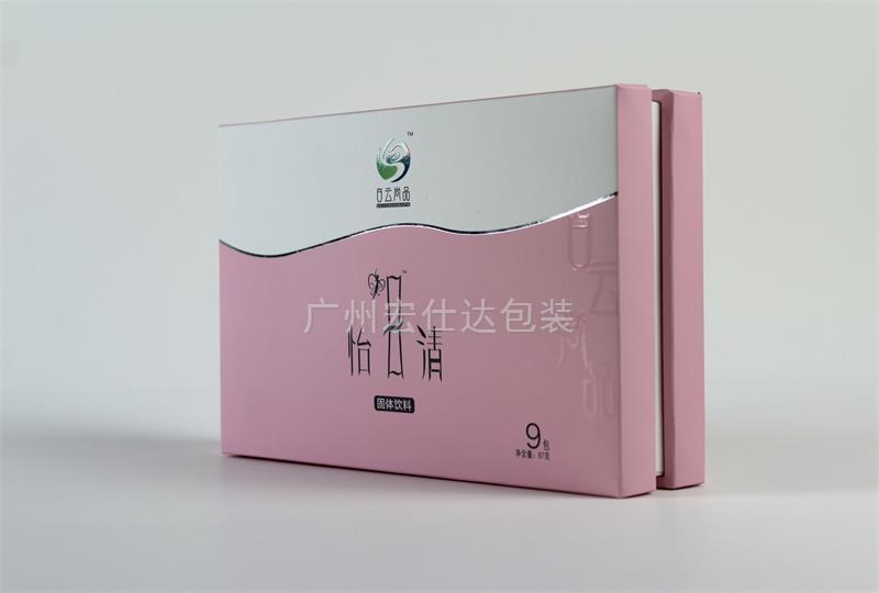 【固体饮料包装盒定制】宏仕达包装为您推荐