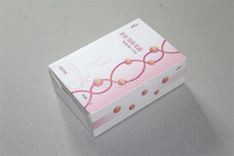 【广州】白云山产品营销固体饮料包装盒 出自宏仕达包装