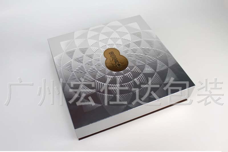 炫彩夺目的流心月饼包装盒加大市场差异化,看看宏仕达的杰作