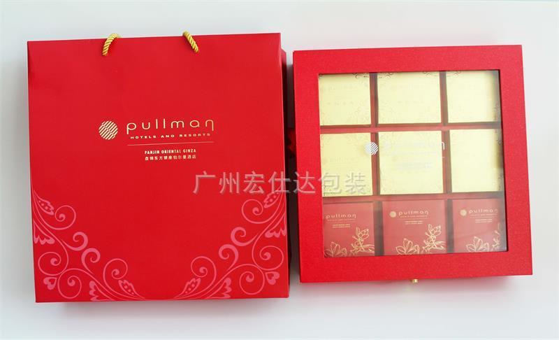 【香港】东方银座集团月饼就用宏仕达酒店月饼包装盒