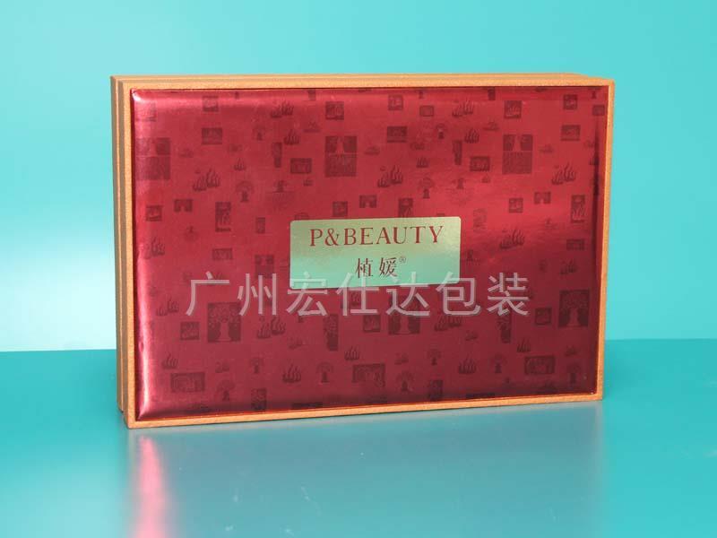 推荐宏仕达金银卡包装盒,广东化妆品包装的宠儿哦!
