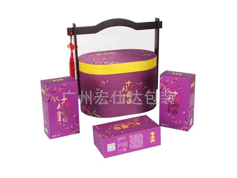 【山东】有特色的土特产包装盒,当然更受欢迎