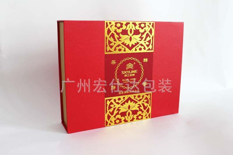 【经典茶叶包装盒】经过宏仕达包装改进更受广东用户欢迎