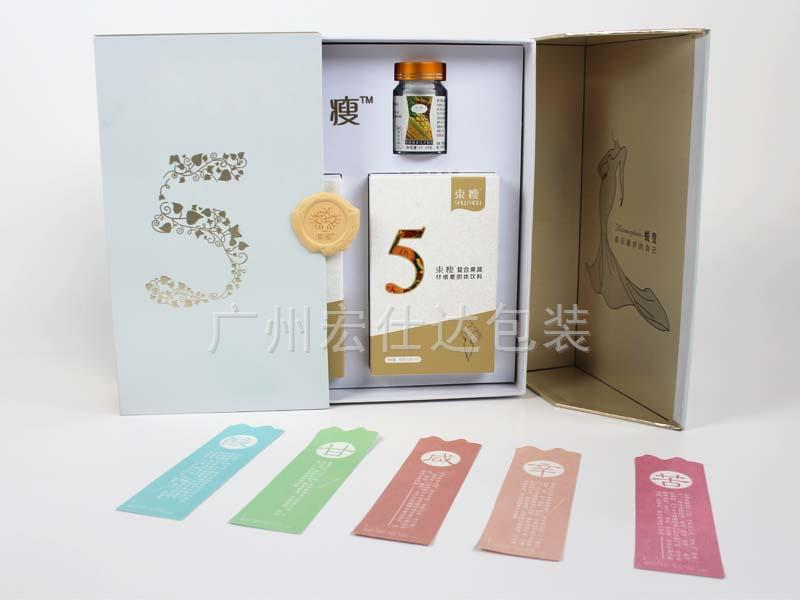 包装盒定制怎样用不多的元素设计出高颜值的包装?