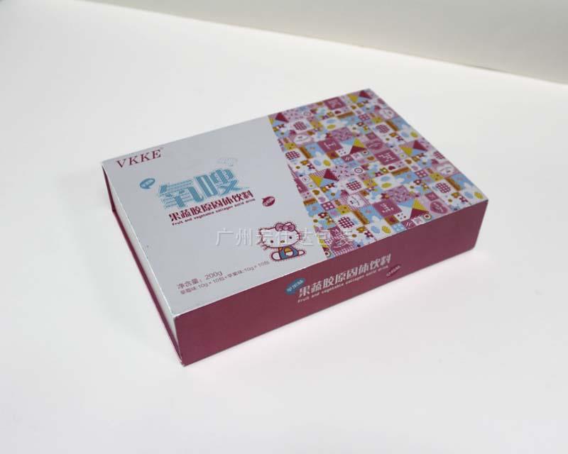 【壹德医药科技公司】长期定制果蔬固体饮料包装盒 只因宏仕达实在