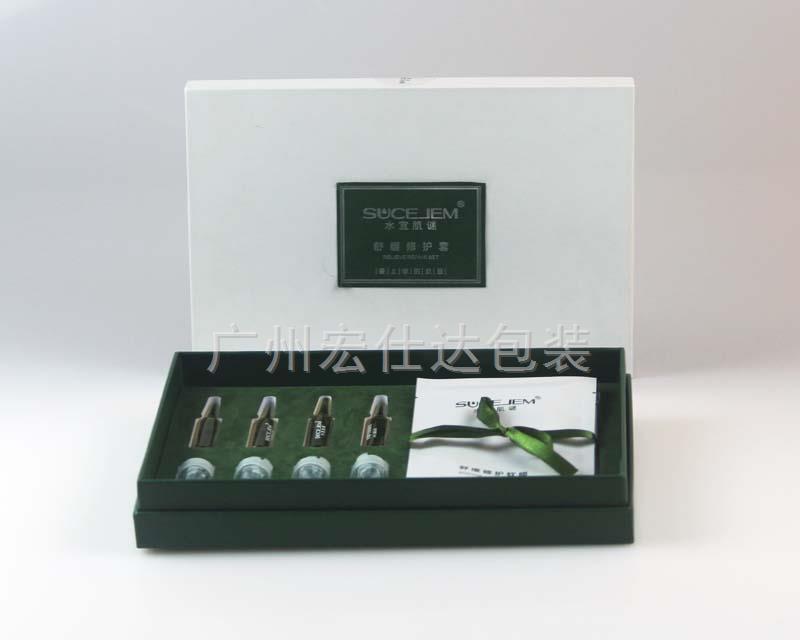 【北京】爱美肌定制这款化妆品包装盒,还原肌理感视触觉