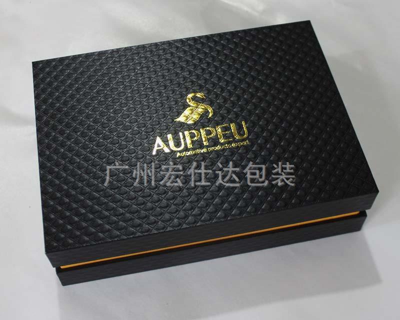 【再度光临】深圳欧柏汽车配件包装盒客户,宏仕达又见回头客