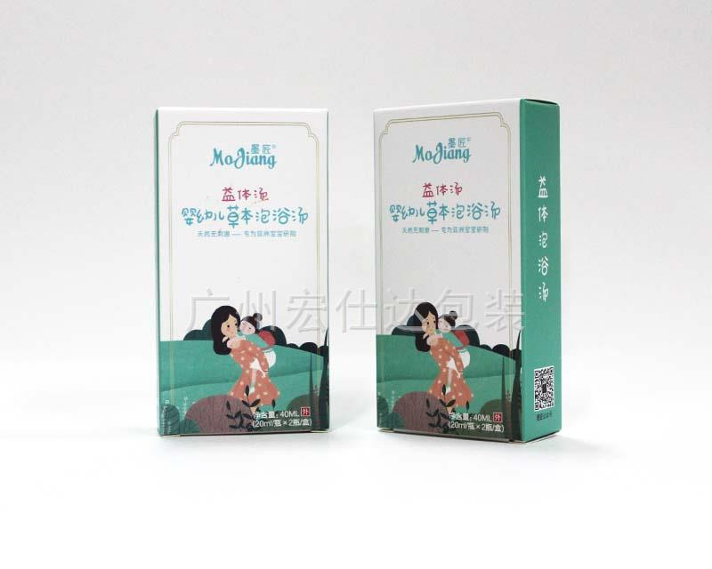 【广西】源林制药不止信赖 宏仕达包装盒品质价值