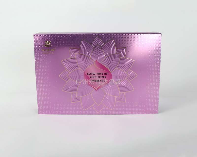 【金银卡包装盒】广东化妆品公司离不开的材质选择