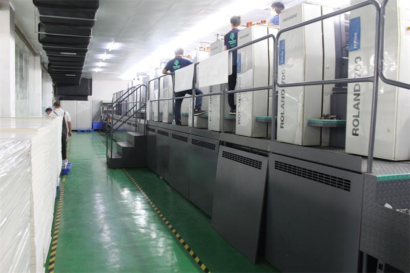 【合版印刷厂家】宏仕达独具特色 广东包装印刷逆向UV