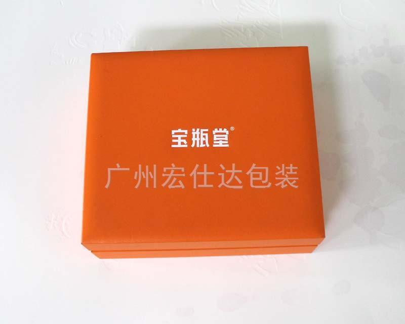 【香港特色宝瓶堂】定制特色保健品包装盒 当选宏仕达包装