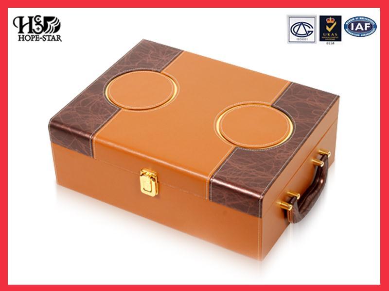 葡萄酒皮盒