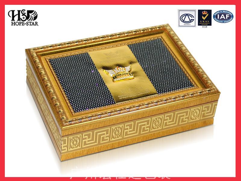 化妆品木盒