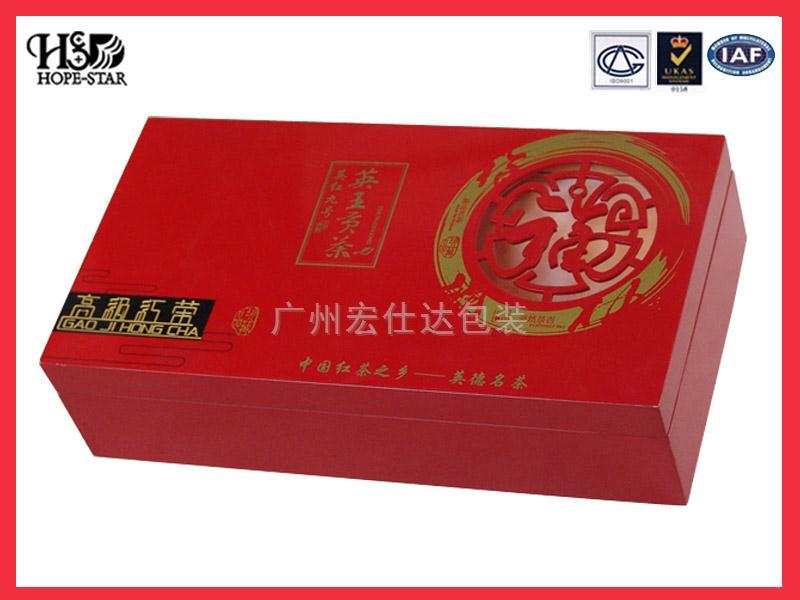 茶叶木盒定制