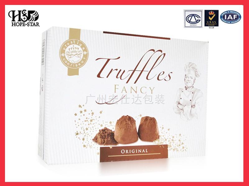 巧克力盒(翻盖盒)