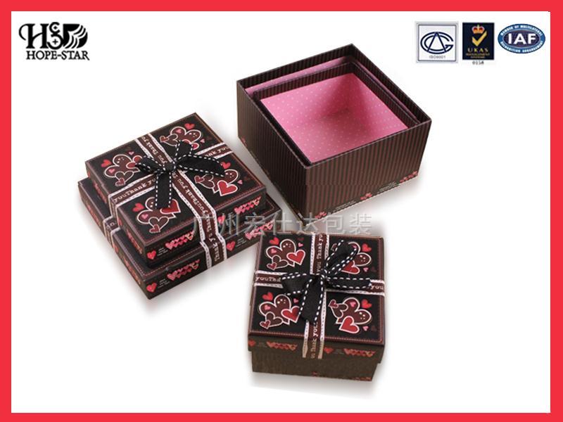 巧克力盒(方形盒)