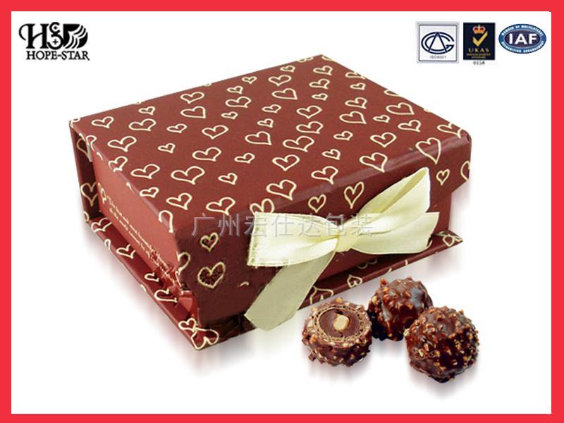 巧克力盒(书形盒)