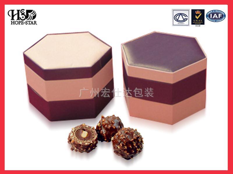 巧克力盒(多边形盒)