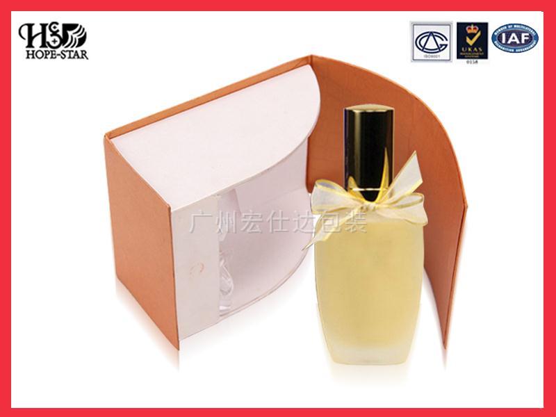 连体式香水盒纸盒