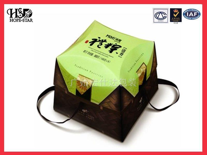 酒店粽子盒定制