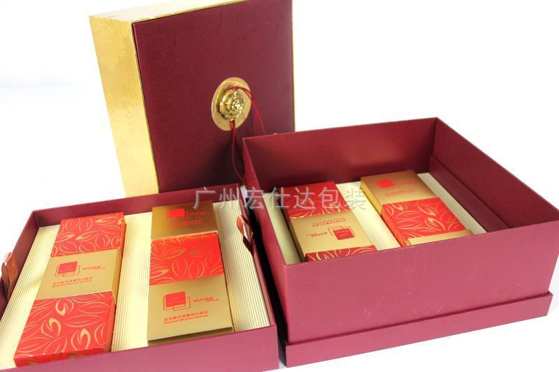 高档双层月饼盒(十二个装)