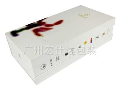 红酒包装盒印刷