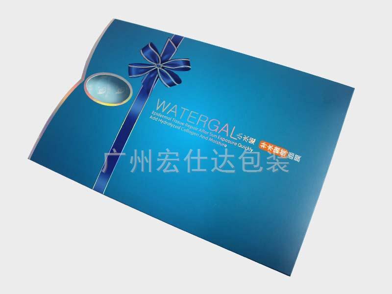 广州面膜彩盒印刷