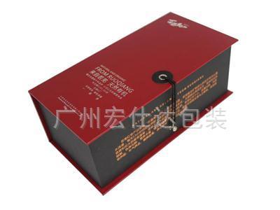 红枣保健品包装盒