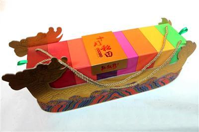 特产大米包装盒