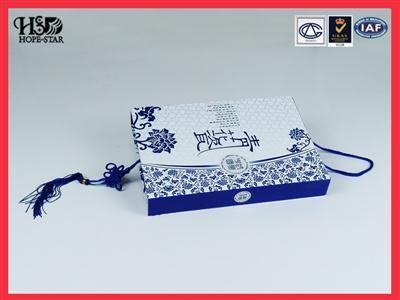 青花瓷刀叉礼品盒