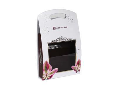 手提型化妆品包装盒