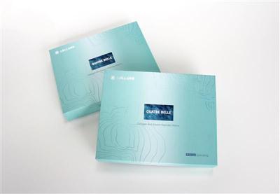 化妆品彩盒包装盒定制