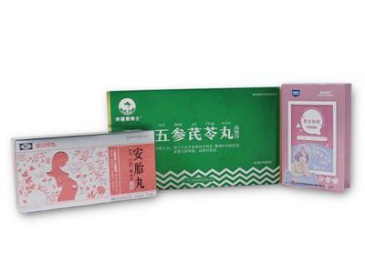 保健药品包装盒定制