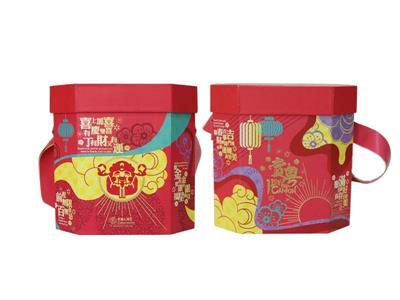 广东粤式春节礼品盒