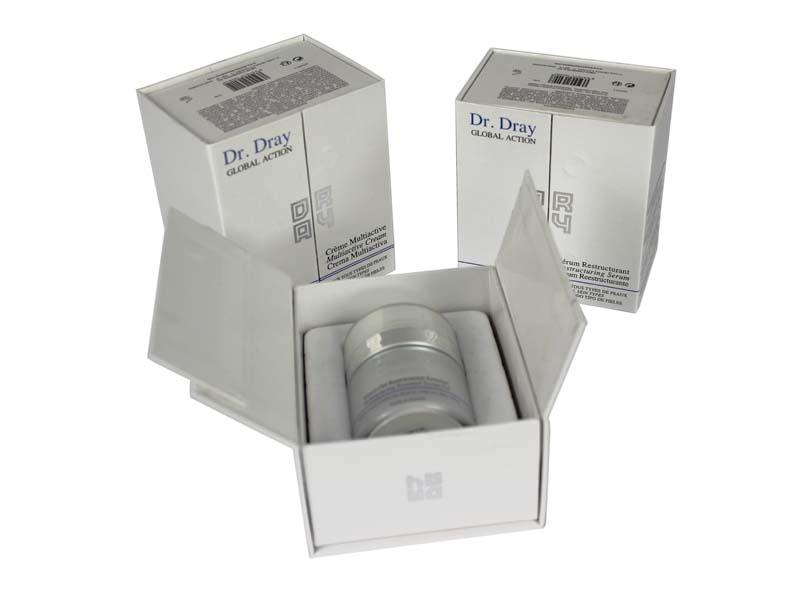 【西班牙】双开式美白霜包装盒