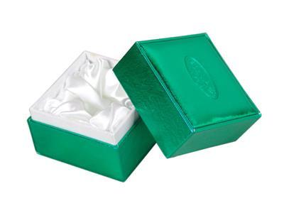 高档香水盒皮盒定制